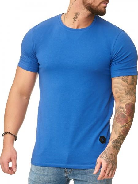 Herren T-Shirt Poloshirt Shirt Kurzarm Printshirt Polo Kurzarm 1307C