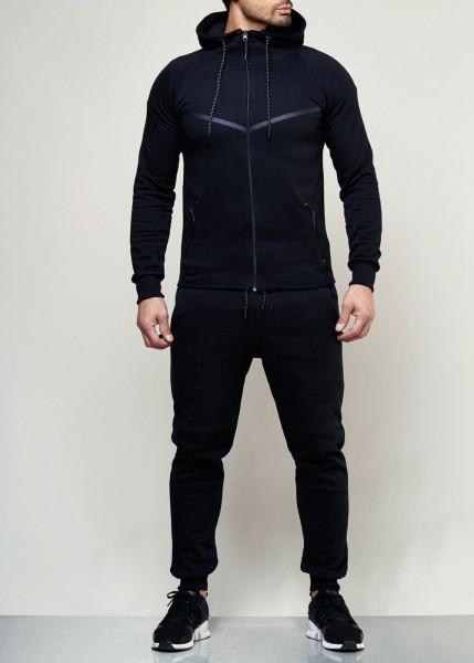 Herren Jogginganzug Trainingsanzug Sportanzug Fitness Streetwear 976C