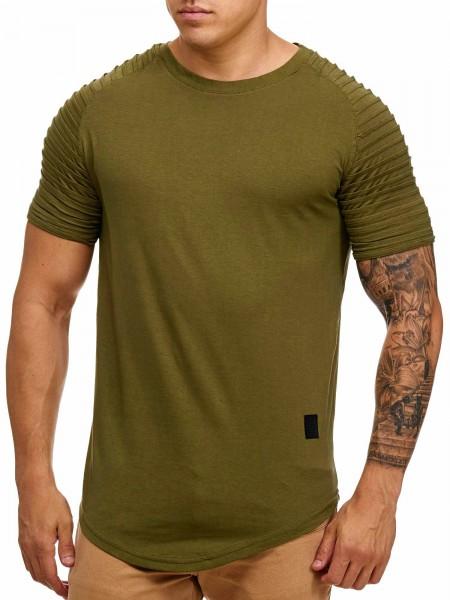 Herren T-Shirt Poloshirt Shirt Kurzarm Printshirt Polo Kurzarm 9050C