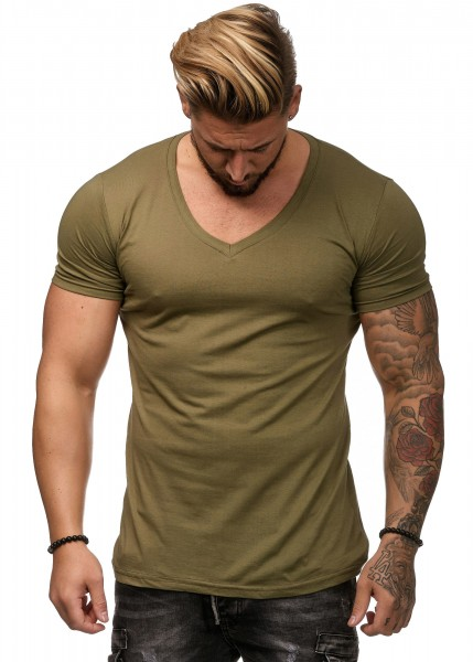 Herren T-Shirt Poloshirt Shirt Kurzarm Printshirt Polo Kurzarm BS500C