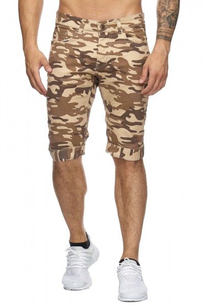 Herren Bermudashorts Kurze Hose Bermudas Shorts Männer 4045C