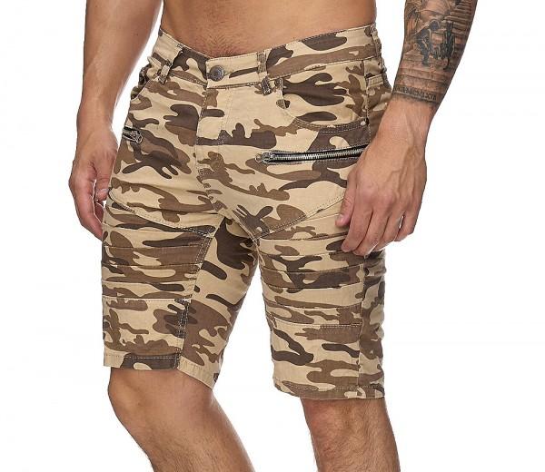 Herren Bermudashorts Kurze Hose Bermudas Shorts Männer 3231C-1
