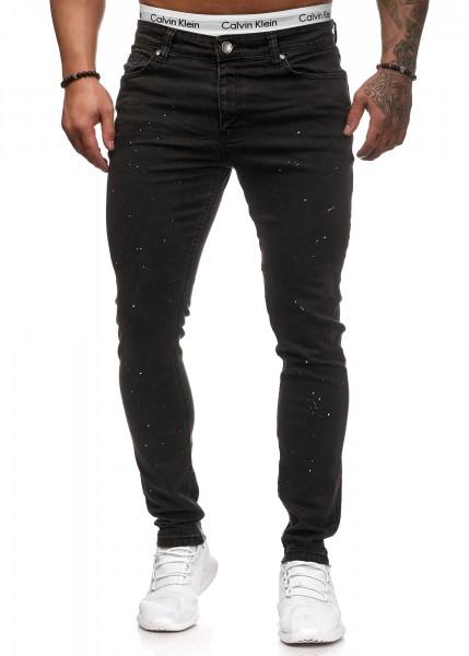 Herren Jeans Hose Slim Fit Männer Skinny Denim Designerjeans 5120C