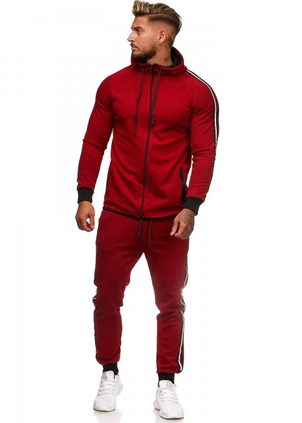 Herren Jogginganzug Trainingsanzug Sportanzug Fitness Streetwear 1188C