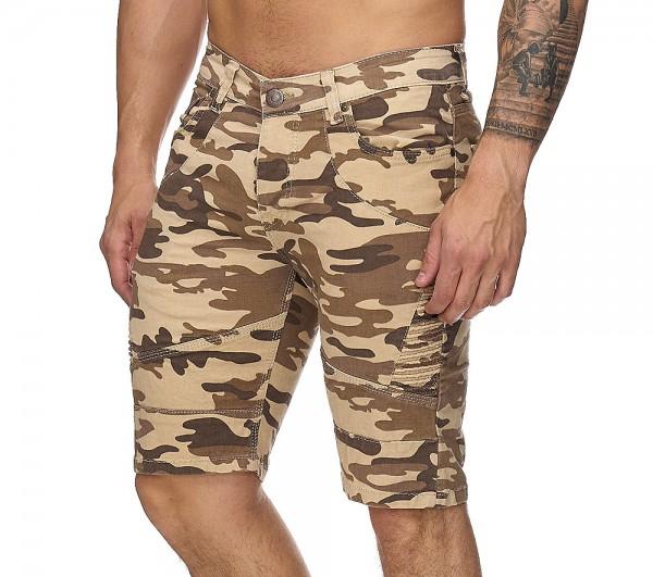 Herren Bermudashorts Kurze Hose Bermudas Shorts Männer 3229C