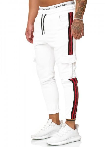 Herren Jogginghose Sporthose Männer Trainingshose Sweatpants 1224C