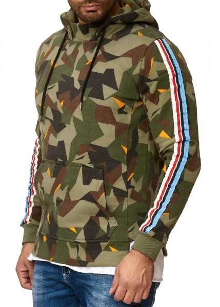Heren pullover met capuchon pullover met capuchon lange mouw lange mouw 1013110
